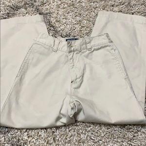 Polo by Ralph Lauren light khaki boys pants sz 5